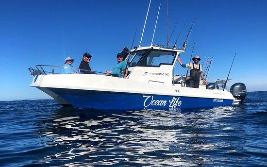 Ocean Life Charters