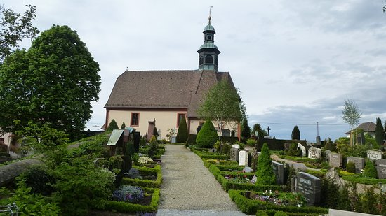 Buhlwegkirche Maria Ruh