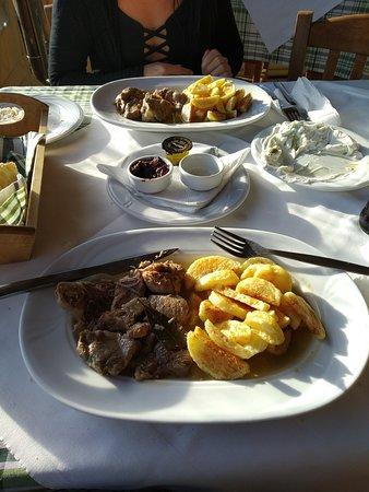 Belvedere Restaurant: Lamb