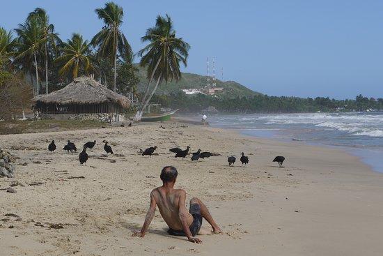 Playa El Tirano, Venezuela
