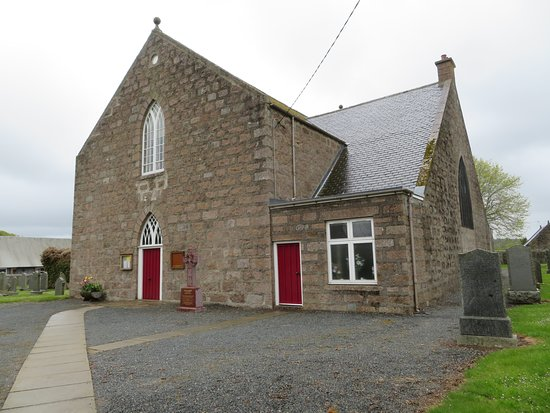 ‪Chapel of Garioch Church‬
