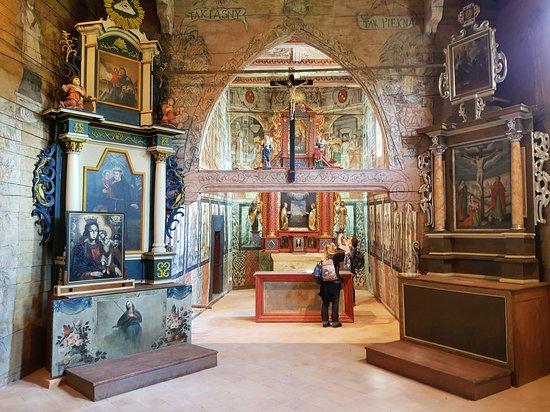Kościół p.w. Nawiedzenia Najświętszej Maryi Panny