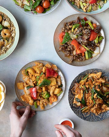 Camile Thai Dun Laoghaire: Feasts for one or many - ask about our catering!