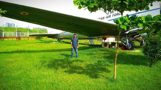 บังกลาเทศ: Bangladesh air force museum.