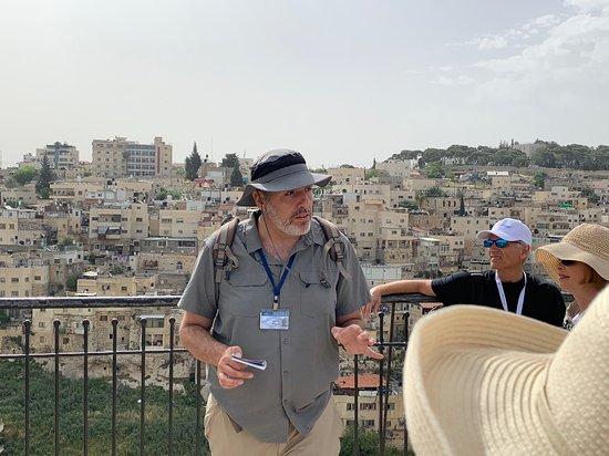 Yoav Shiloah - Licensed Tour Guide in Israel