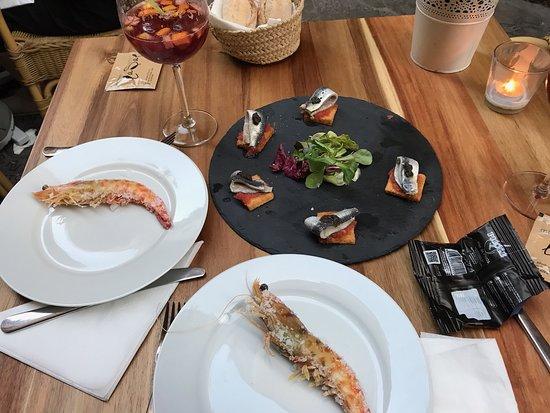 imagen Restaurante Taberna la Sal en Sevilla