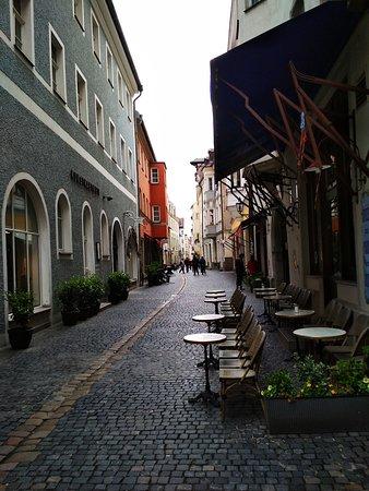 улицы Регенсбурга