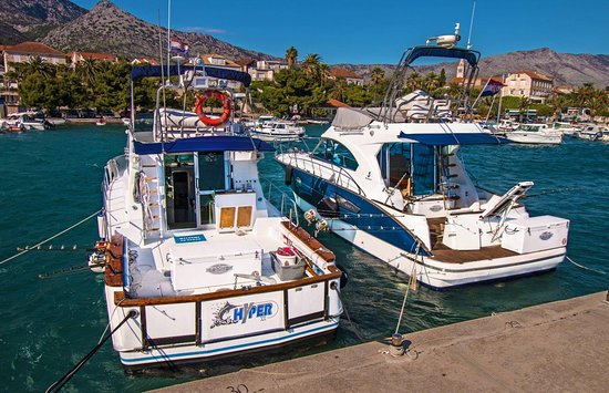 Extreme Fishing Bota Dubrovnik