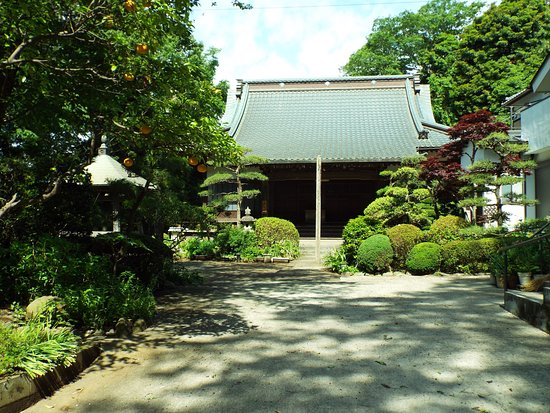 Shinsho-ji Temple