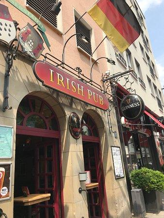 Pub 2 – obrázok The Corkonian Irish Pub, Kolín - Tripadvisor