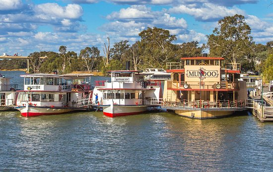 Mildura Paddlesteamers Melbourne, Rothbury and Mundoo