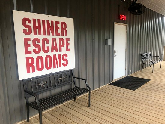 ‪Shiner Escape Rooms‬