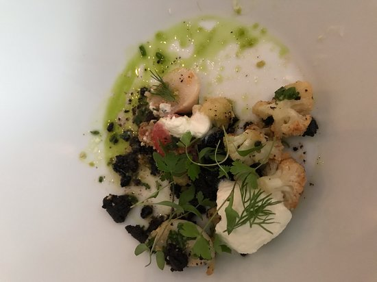 Restaurant Tandem: Snails and other goodies.