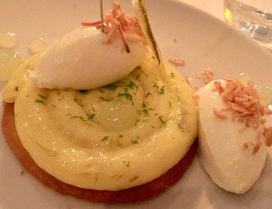 Restaurant Tandem: New take on key lime pie