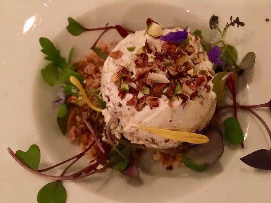 Restaurant Tandem: Ice cream with a new twist