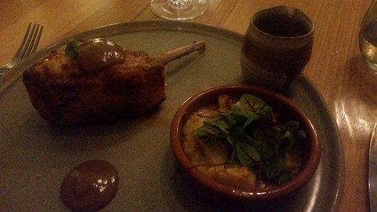 Bridgewater Q Restaurant: Western Plains pork cutlet