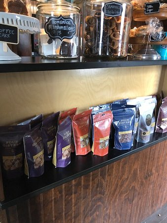 Select coffees