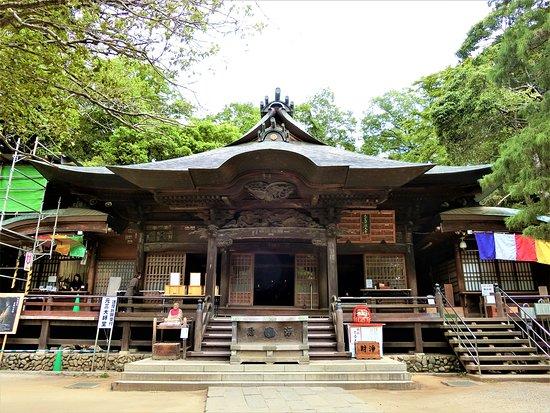 Jindai-ji Temple Ganzandaishido