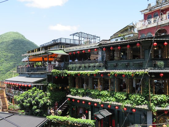 Spirited Away Review Of Chiufen Jiufen Old Street Ruifang New Taipei Tripadvisor