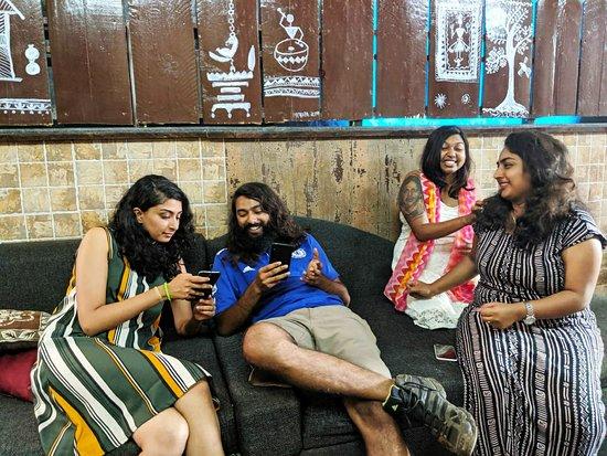 Pure Luxury ,Amazing interiors  - Picture of Backpackers Villa Mumbai, Mumbai - Tripadvisor