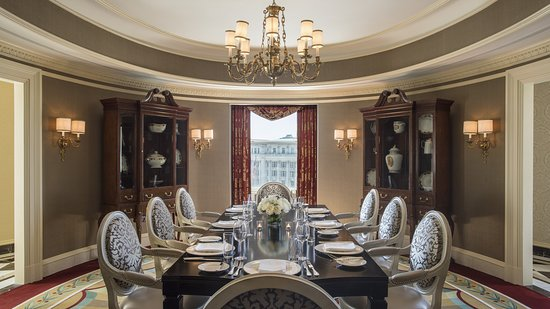 Willard InterContinental: Suite