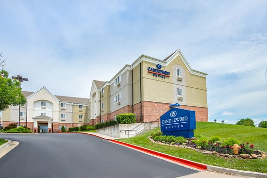 Candlewood Suites Hotel Jefferson City: Exterior