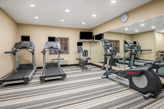 Candlewood Suites Hotel Jefferson City: Health club