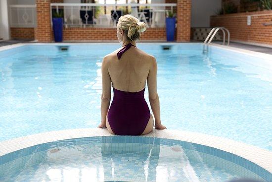 Tylney Hall: Pool
