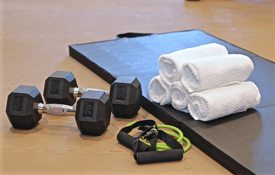 Staybridge Suites Palm Springs Cathedral City: Health club