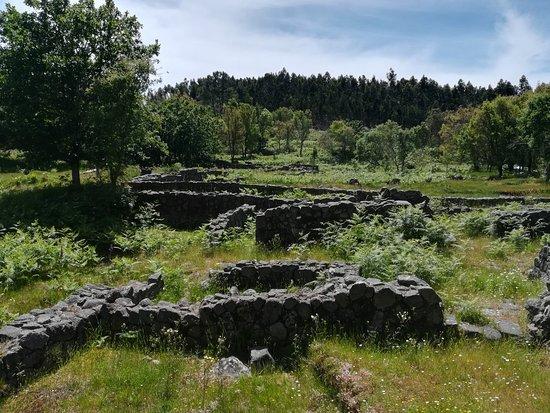 Trofa, Portugal: Monumento Nacional Arqueológico.