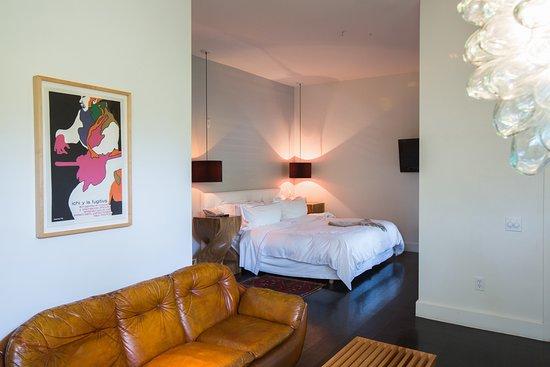Hotel Saint Cecilia: Guest room