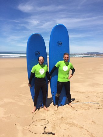 GetWet surf school and Tours