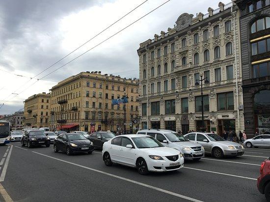 Stately avenue