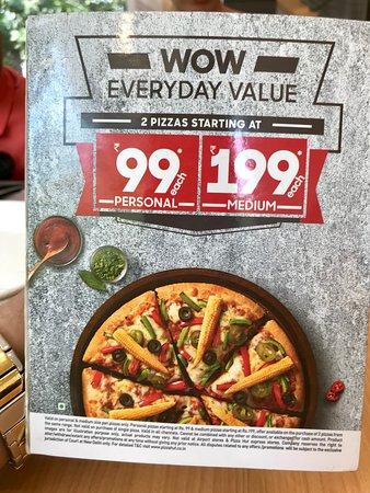 Deals Picture Of Pizza Hut Mysuru Mysore Tripadvisor