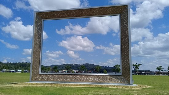 The Frame Brunei Darussalam