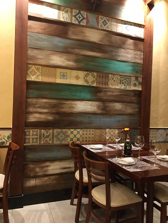 Top fish restaurant in Rio