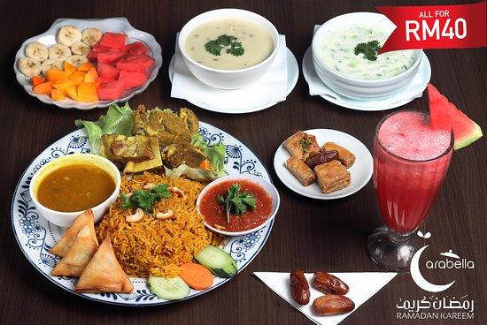 Arabella Food , its a different story with a good taste to it 😉  ------- وجبات مطعم اربيلا ، قصة مختلفة بمذاق رائع ومميز 😉 -------