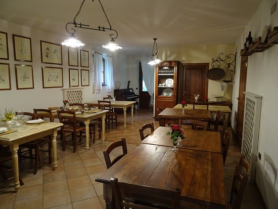Agriturismo Ca'Andreana: Sala grande