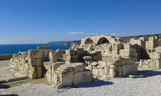 Kouklia, Cyprus: Kourion