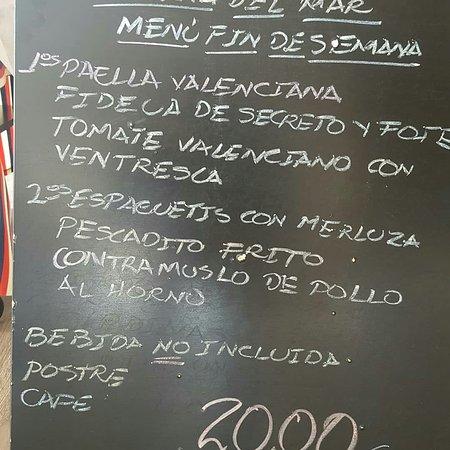 Taberna Del Mar Alboraya