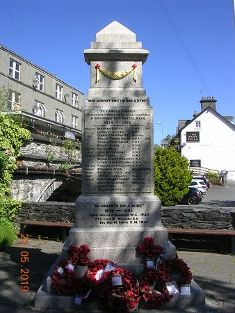Trefriw War Memorial