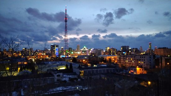 MeteoGorka: МетеоГорка, Екатеринбург.
