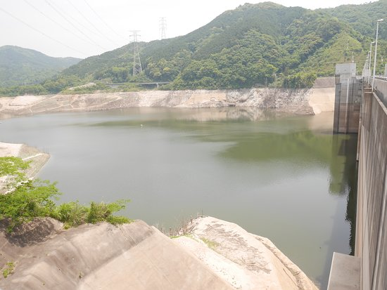 佐賀市, 佐賀県, 嘉瀬川ダム湖