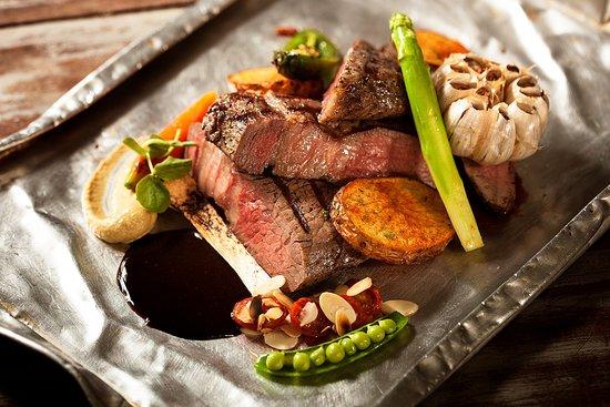 Australian Waghu Rib Eye Steak, 450 grams