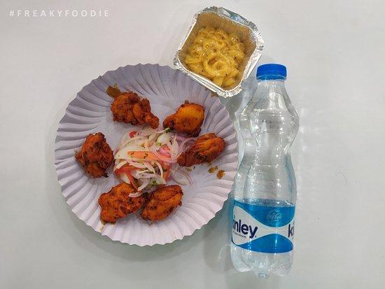 Chicken Achari Tikka - Picture of Venky's Xprs, Pune