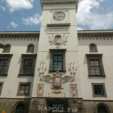 Vecchio Tribunale di Napoli