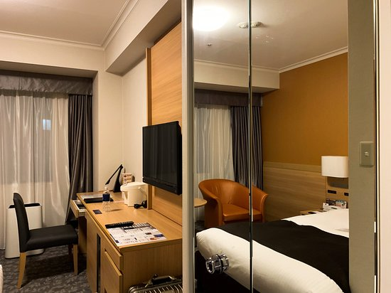 札幌エクセルホテル東急:シングル(7F)