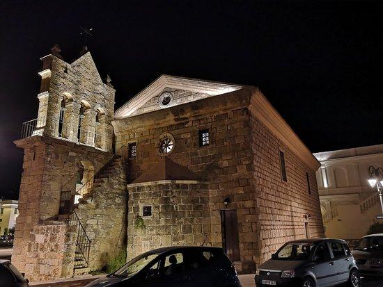Church Agios Nikolaos of Molos