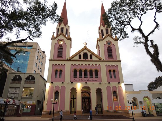 La Iglesia Catedral de Posadas