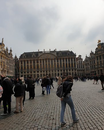 القصر العظيم: Great square